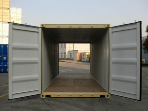 20 ft DD Shipping Containers