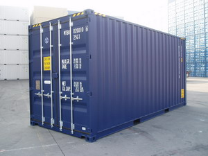 20 ft High cube containers