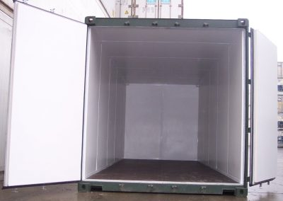 20' fitted 25mm insulation kit for dry storage (7)