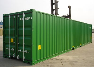 40ft Double Door Container 2
