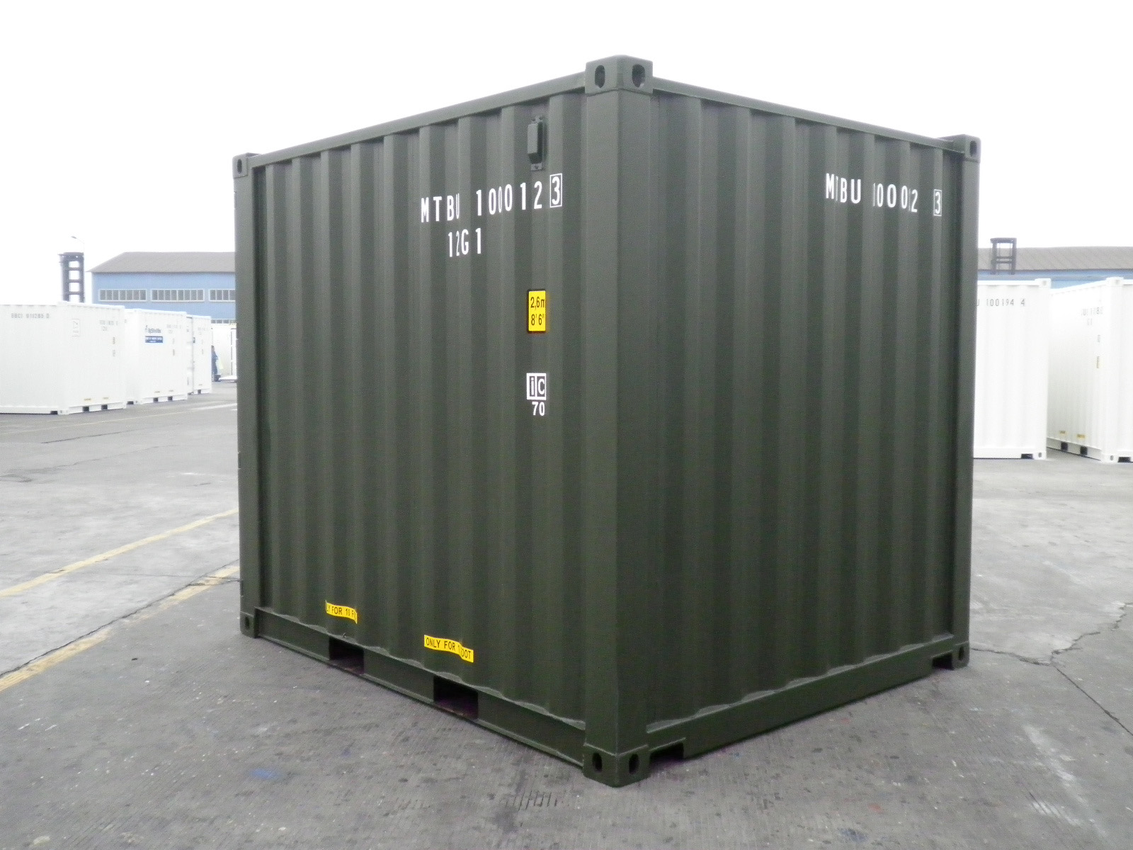 10 Ft Shipping Containers Shipping Container Adverts