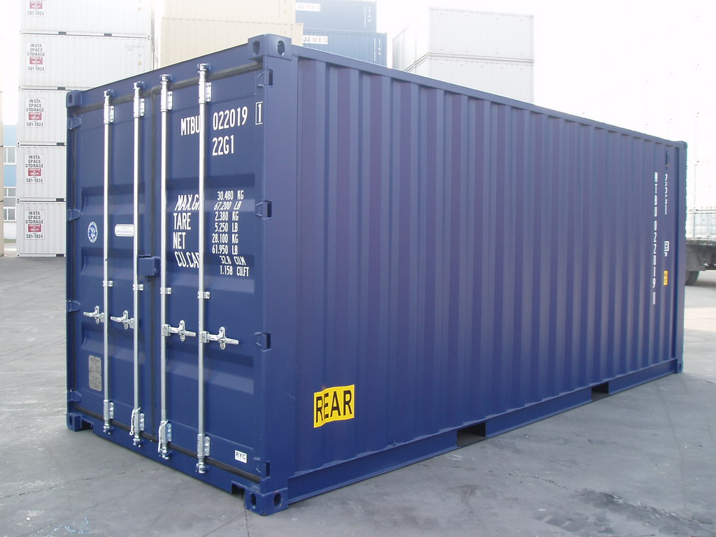 20 ft DD Shipping Containers Shipping Container Adverts